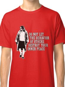 The Big Lebowski - quote Classic T-Shirt