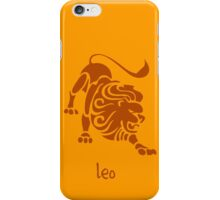 Zodiac Collection | Leo iPhone Case/Skin