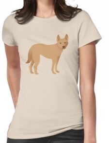 Dingo  Womens Fitted T-Shirt