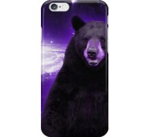 Cosmic Bear iPhone Case/Skin