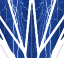 Lightning Diamond Sticker