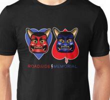 Roadside Memorial Oni Masks Tee Unisex T-Shirt