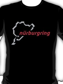 Nurburgring Germany Eurosport  shirt T-Shirt