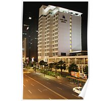 Hotel Nikko Jakarta (by night) Poster