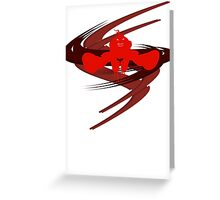Vector Raph Greeting Card