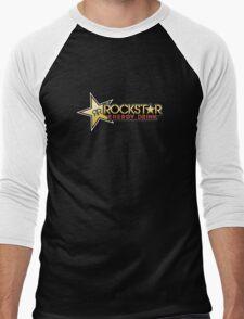 Rockstar Energy Drink shirt Men's Baseball ¾ T-Shirt