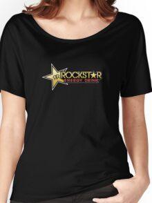 Rockstar Energy Drink shirt Women's Relaxed Fit T-Shirt
