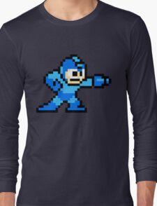 Mega Man game shirt Long Sleeve T-Shirt