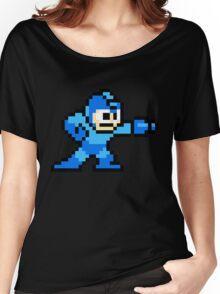 Mega Man game shirt Women's Relaxed Fit T-Shirt