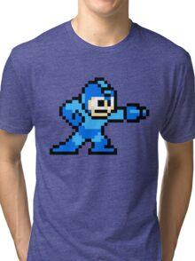 Mega Man game shirt Tri-blend T-Shirt