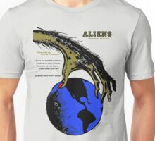 ALIENS...Duck and Cover! Unisex T-Shirt
