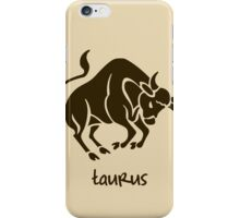 Zodiac Collection | Taurus iPhone Case/Skin