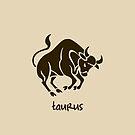 Zodiac Collection   Taurus by Adam Roper
