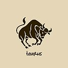 Zodiac Collection | Taurus by TimeMeddler