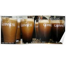 Guinness - Yes Please! Poster