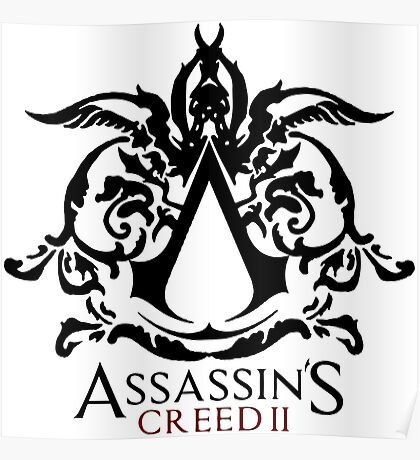 Assassin's Creed Logo Poster