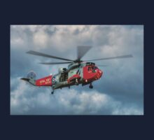Royal Navy Search and Rescue Sea King Helicopter Kids Clothes