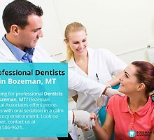 Professional Dentists in Bozeman, MT by bozemandental