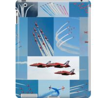 Red Arrows 2014 - 50 Display Seasons iPad Case/Skin