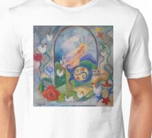 Book of Hours for Chickens Unisex T-Shirt