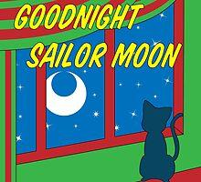 Goodnight Sailor Moon by Joshua Bell