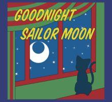 Goodnight Sailor Moon T-Shirt