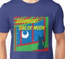 Goodnight Sailor Moon Unisex T-Shirt