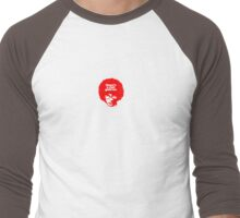 There's a riot goin' on Men's Baseball ¾ T-Shirt