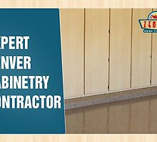 Expert Denver Cabinetry Contractor by zenithhomecab