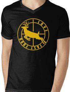 Hunt Mens V-Neck T-Shirt