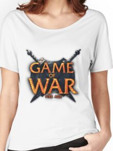 Game of War Women's Relaxed Fit T-Shirt