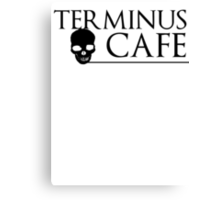 Terminus Cafe Canvas Print