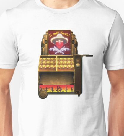 BioShock – El Ammo Bandito Vending Machine Unisex T-Shirt