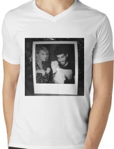 ZAYN - Taylor I Don't Wanna Live Forever Mens V-Neck T-Shirt