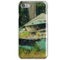 Taking On A Bit To Much Water iPhone Case/Skin