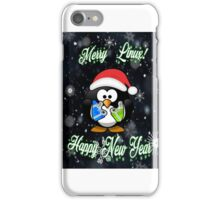Merry Linux iPhone Case/Skin