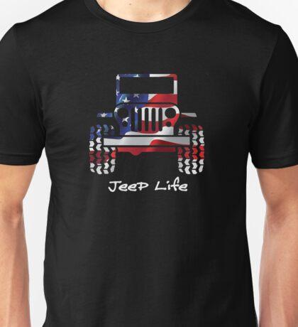 Jeep - USA Unisex T-Shirt
