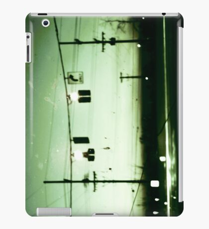 subliminal nightmare scene no. 43 iPad Case/Skin