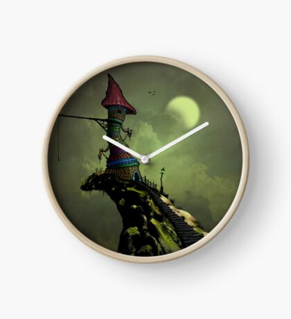 The Sinister Gloom Tower Clock