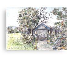 Lake Munmorah Homestead Canvas Print