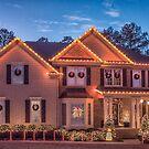 Happy Holidays by Evelyn Laeschke