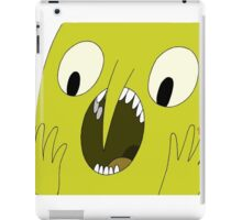 Screaming Lemon Grab iPad Case/Skin