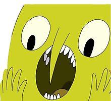 Screaming Lemon Grab by theashman