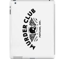 Murder Club - Portland, Ore. iPad Case/Skin