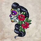 Day of the Dead by Rosemary  Scott - Redrockit