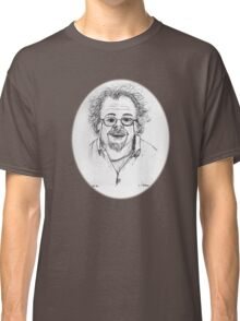 fast sketch self portrait Classic T-Shirt