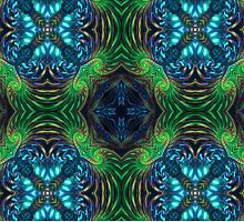Psychedelic Fractal Manipulation by Manafold