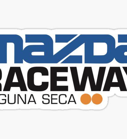 Laguna Seca Raceway Sticker
