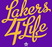Lakers 4 Life by BeinkVin