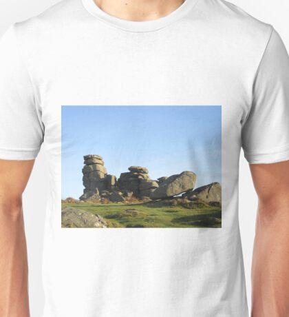 Hound Tor in December Unisex T-Shirt